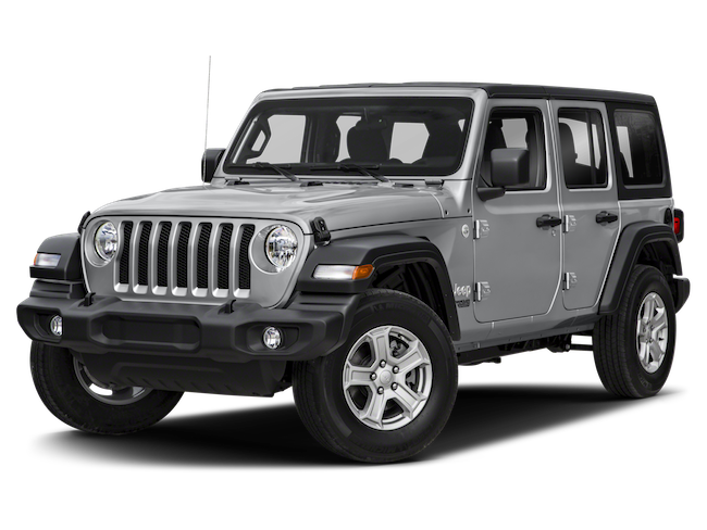 Lease a 2019 Jeep Wrangler Unlimited Sport S for $299 per month for 24months!
