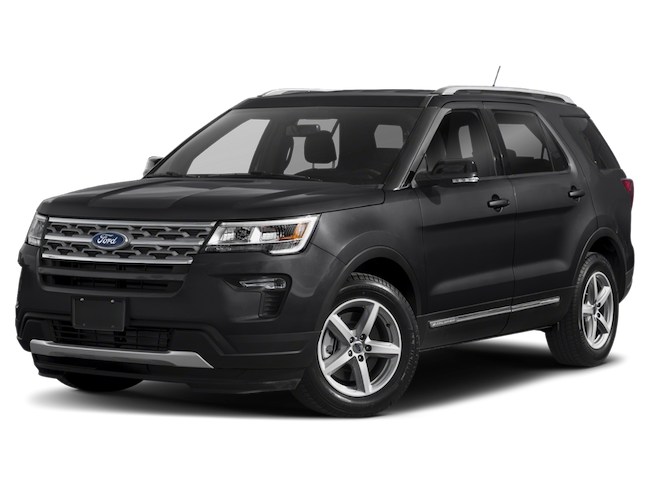 Lease a 2020 Ford Explorer XLT for $319 per month for 36 months