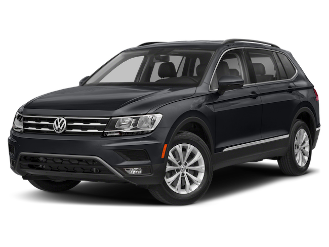 2019 Volkswagen Tiguan S Lease for $209 per month