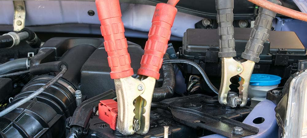 can you jumpstart a honda hybrid