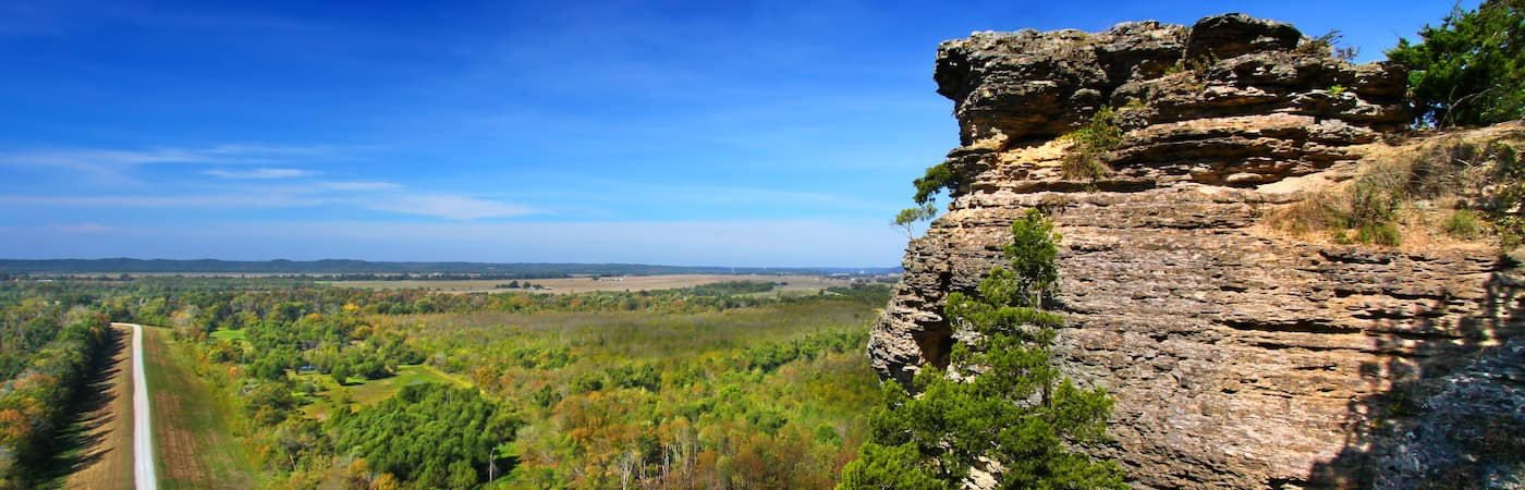 Shawnee National Forest Inspiration Point