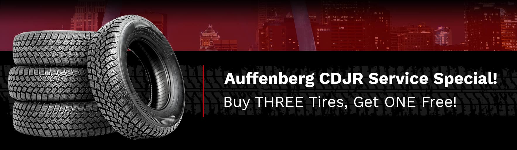 Auffenberg CDJR Tire Special