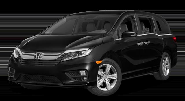 2018 Honda Odyssey Black