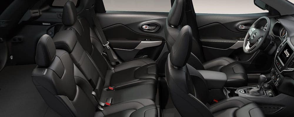 Jeep Cherokee Interior >> 2019 Jeep Cherokee Interior Design Pictures Auffenberg Cdjr