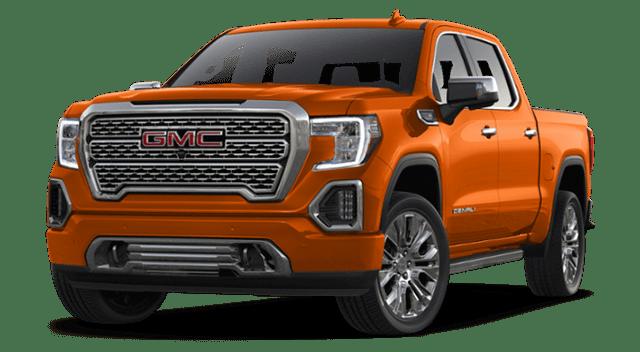 2019 GMC Sierra 1500 Orange