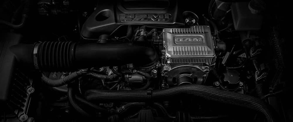 2019 Ram 1500 Engine