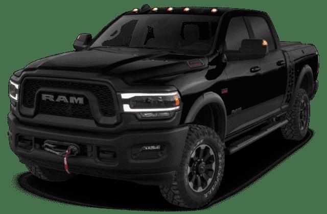 Black 2019 RAM 2500