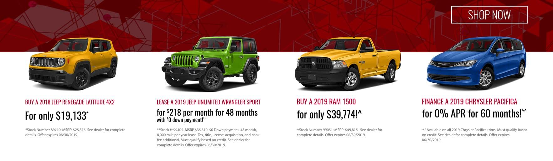 Auffenberg Chrysler Dodge Jeep Ram Offers