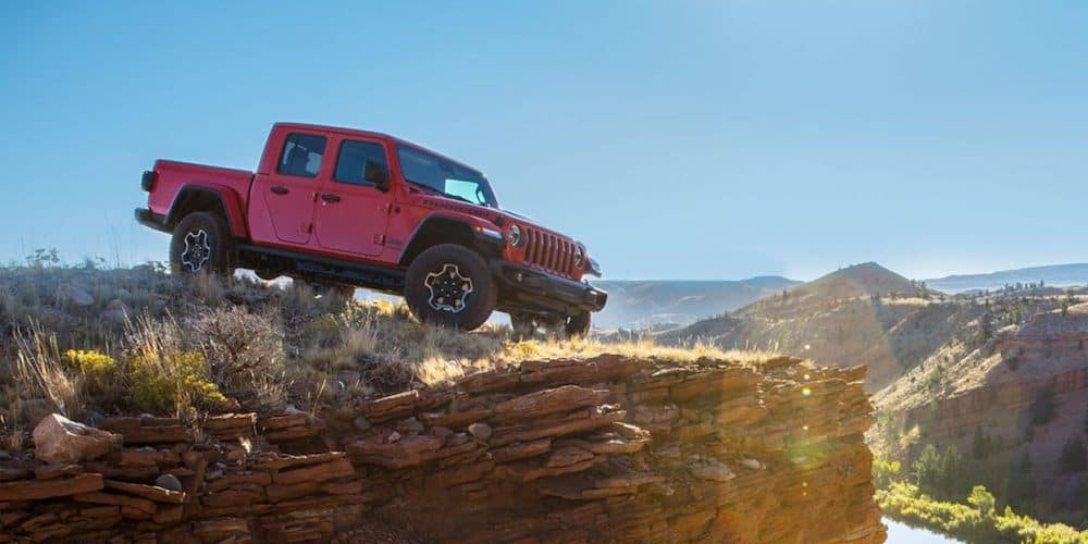 2020 Jeep Gladiator Performance