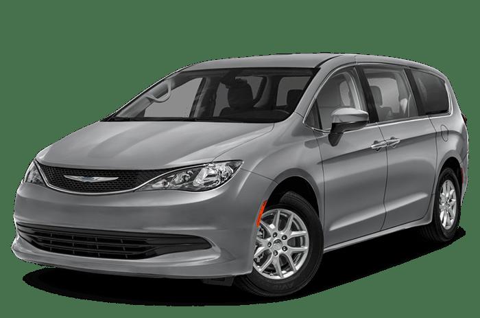 2020 Chrysler Pacifica Silver