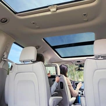 2020 Chrysler Pacifica Sunroof