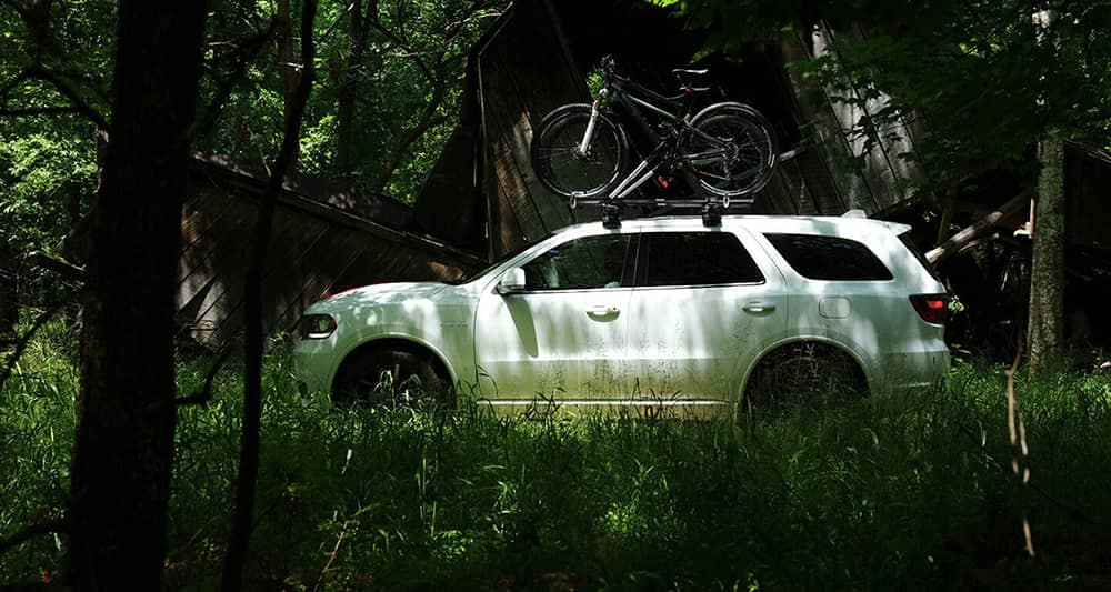 2020 Dodge Durango In The Woods