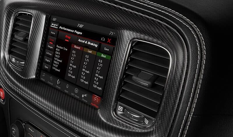2020 Dodge Charger Performance Pages
