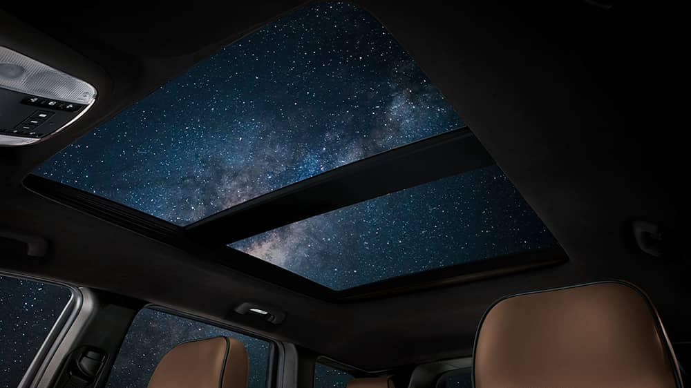 2020 Jeep Grand Cherokee Sunroof