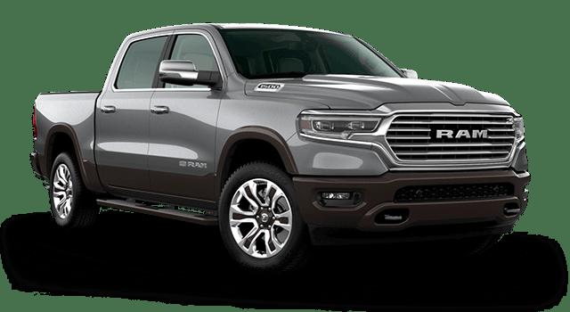 2020 Ram 1500 Laramie Longhorn trim