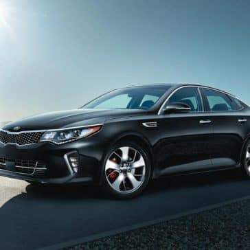 2018 Kia Optima Black