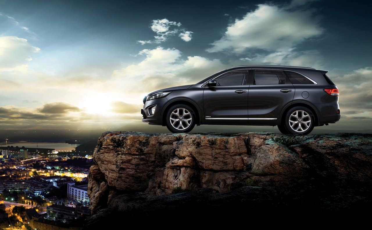 2018 Kia Sorento Cliffside
