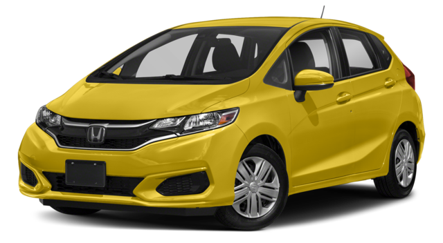 2018 Honda Fit Compare