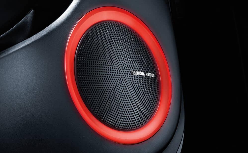 2018 Kia Soul Speaker