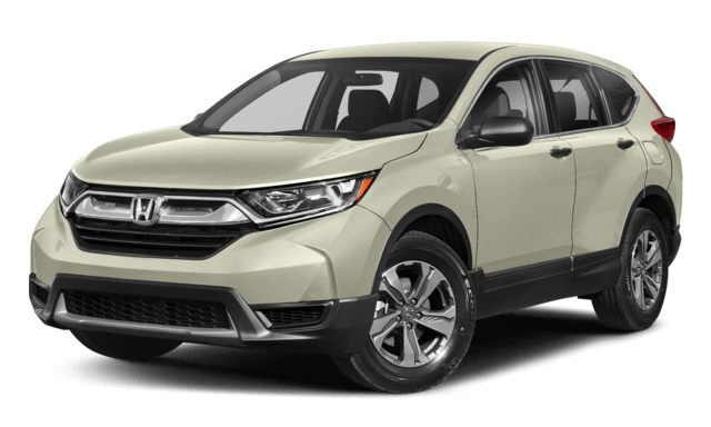 White 2018 Honda CR-V