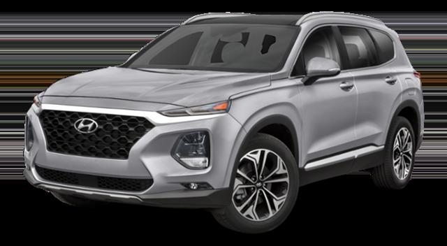 2019 Hyundai Santa Fe Compare