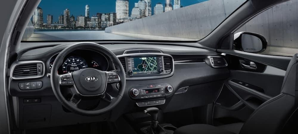 2020 Kia Sorento Front Seating