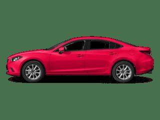 2017 Red Mazda6 Exterior