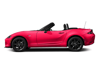 2017 Red MX5 Miata Exterior