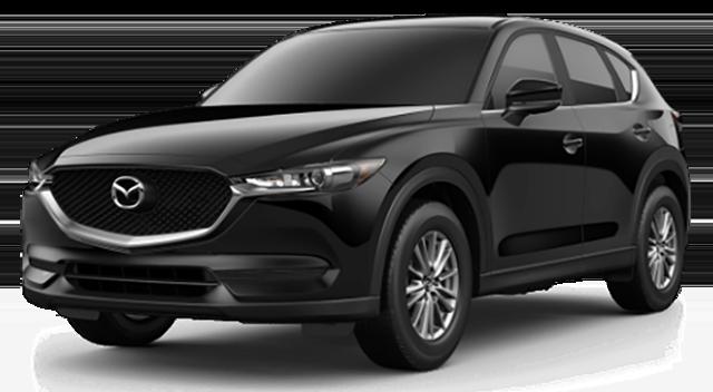 2018 Mazda CX-5 Black