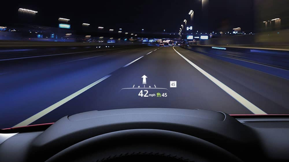2018 Mazda CX-5 Display