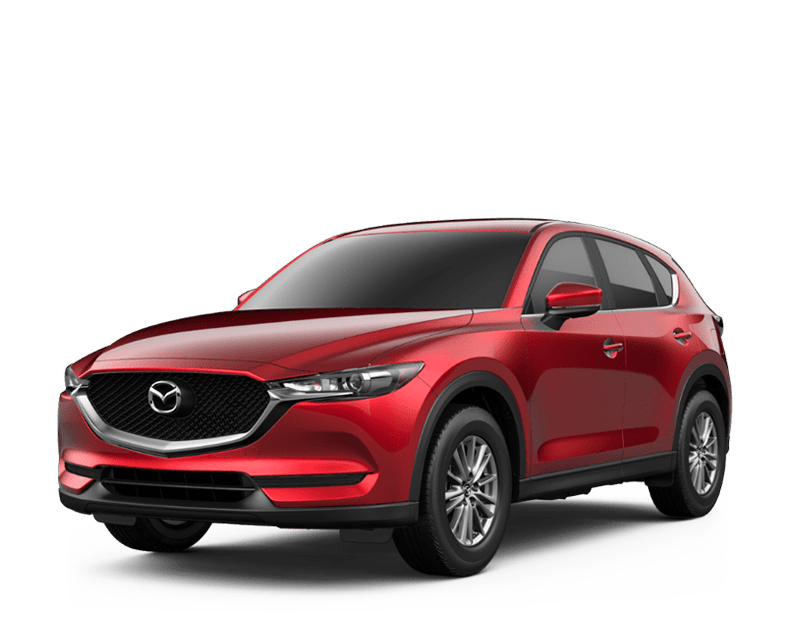2018 Mazda CX-5 HERO