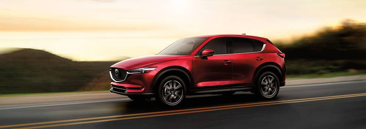 2018 Mazda CX 5 Driving