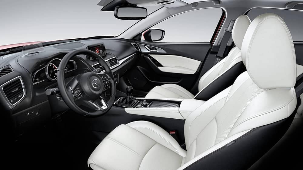 2018 Mazda3 Cabin