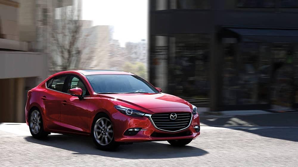 2018 Mazda3 Performance