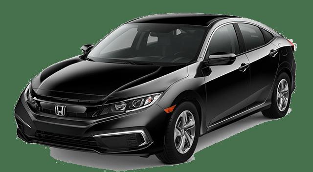 2019 Honda Civic Black