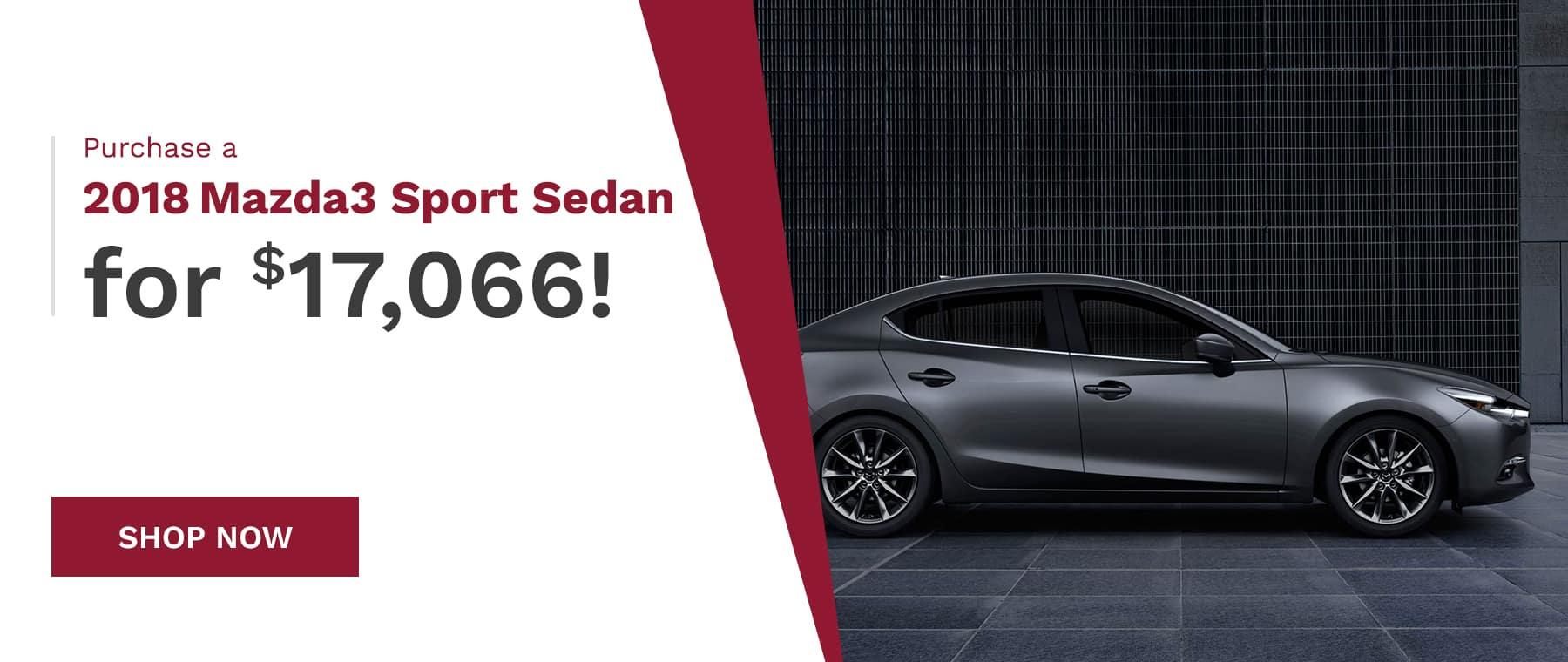 Mazda3 Offer