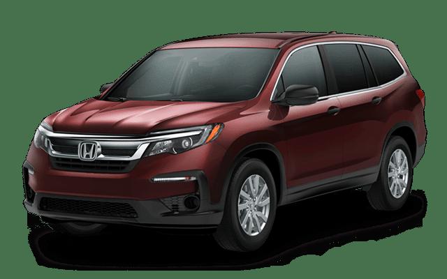 2019 Honda Pilot LX