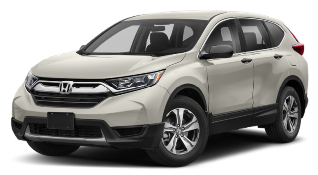 2019 Honda CR-V White