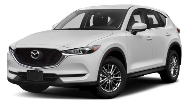 2019 Mazda CX-5 White