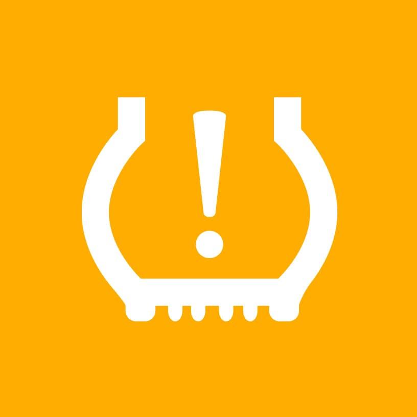 Tire Pressure Warning Light 28785327