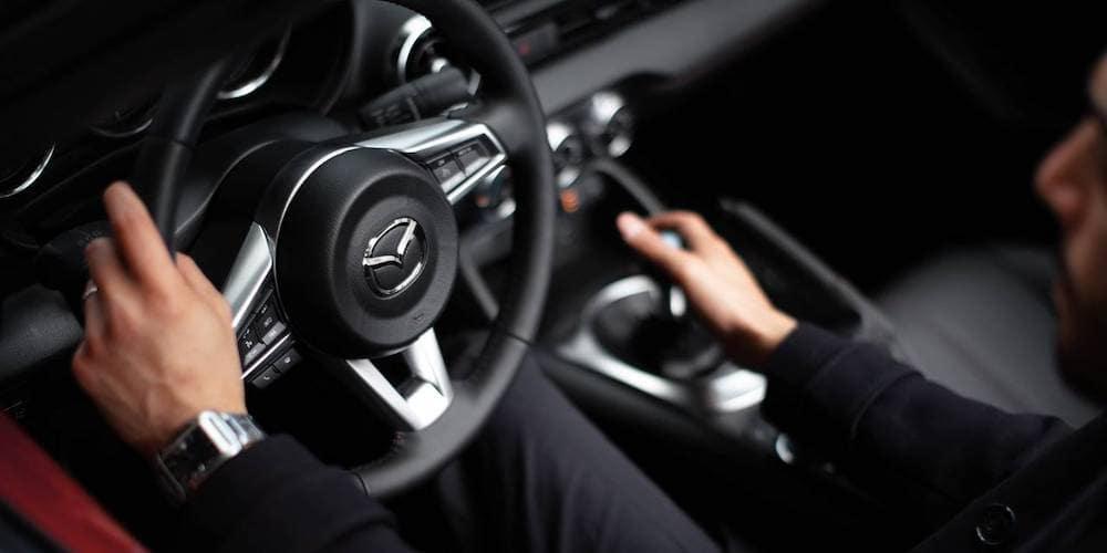 2019 Mazda MX-5 Miata Steering Wheel