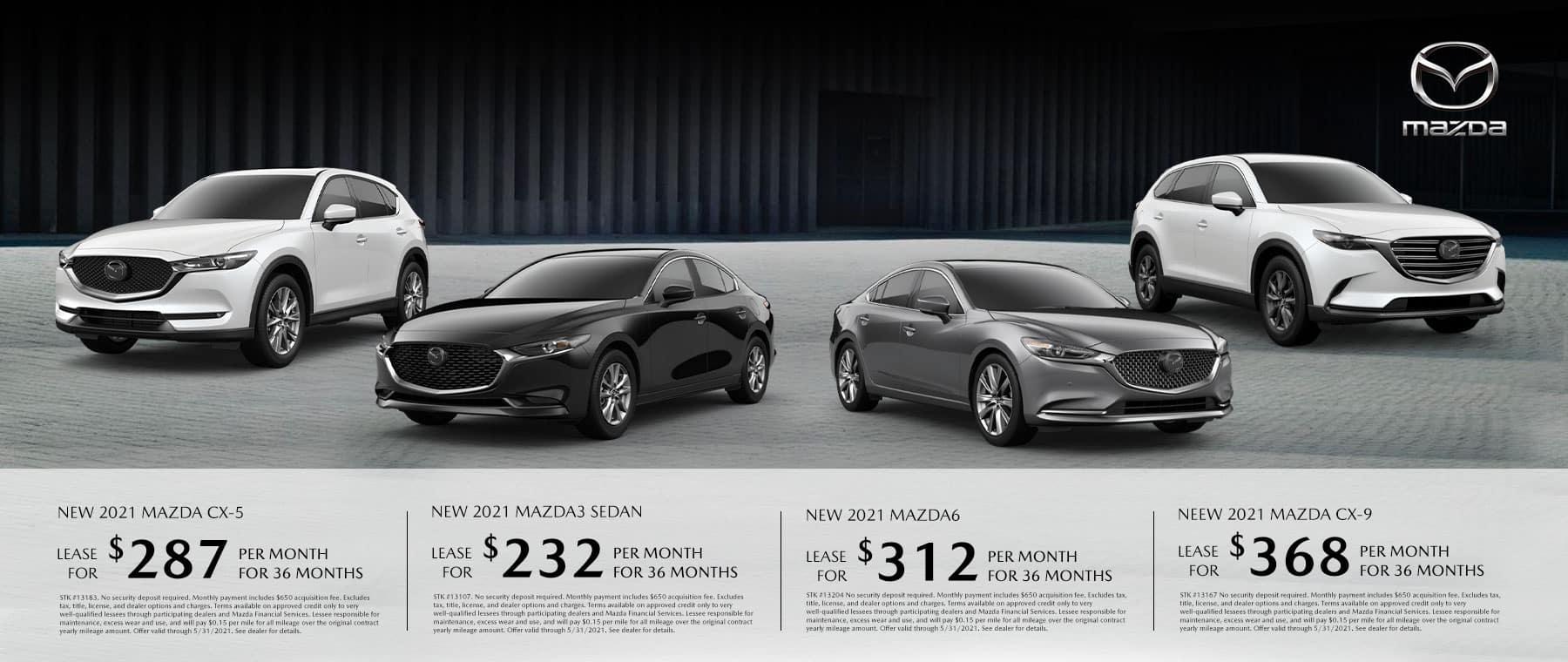 Auffenburg Mazda Offers
