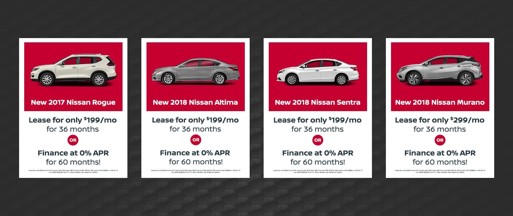 Auffenberg Nissan offers
