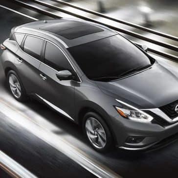 2018 Nissan Murano Gray