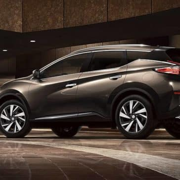 2018 Nissan Murano Side