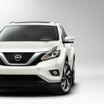 2018 Nissan Murano White