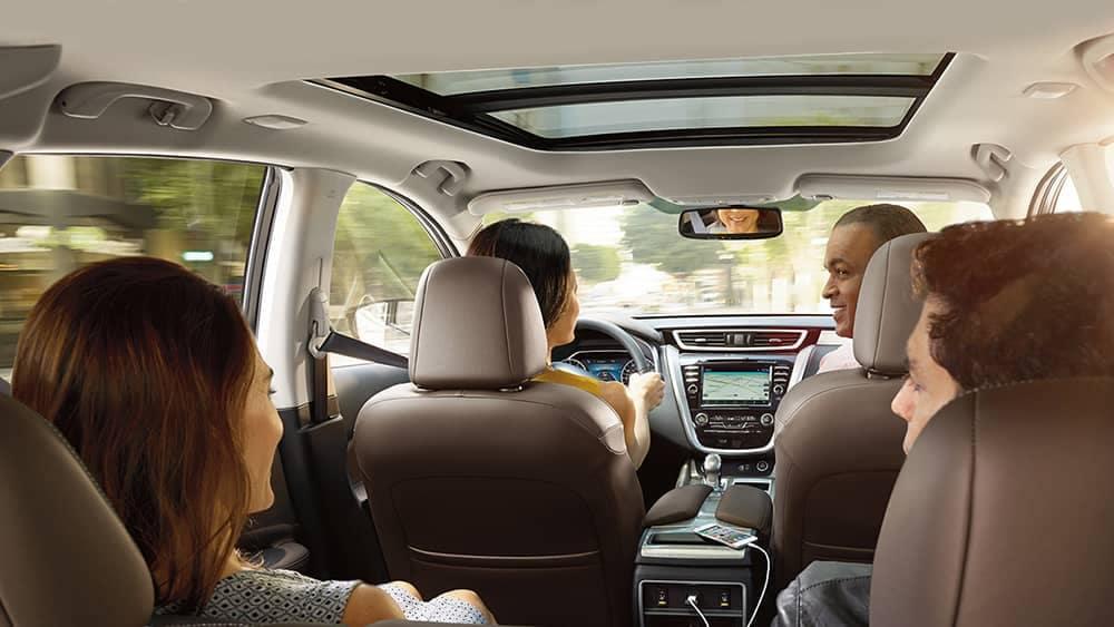 2018 Nissan Murano Passengers
