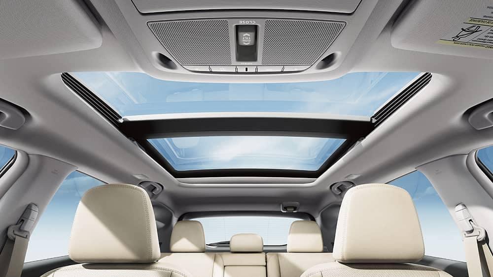 2018 Nissan Murano Sunroof