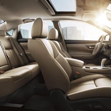 2018 Nissan Altima Seats