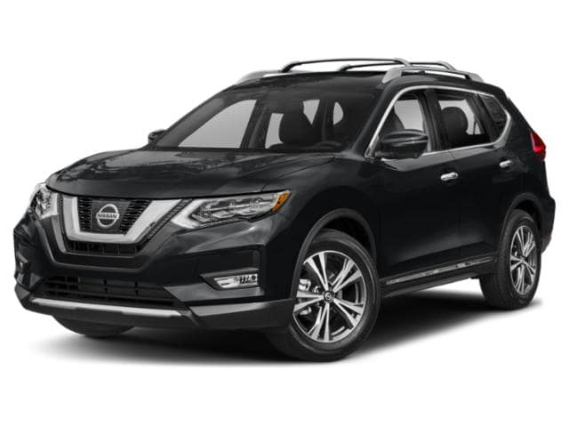 2019 Nissan Rogue S FWD Lease Offer